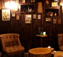 Rétrospective Infosbar 2018 : le bar caché du Liquorium à Paris