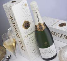 Du champagne Pol Roger pour le mariage du prince William