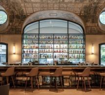 Rétrospective Infosbar 2018 : Bar Joséphine, le bar à cocktails du Lutetia à Paris