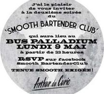 Smooth Bartender Club au Bus Palladium