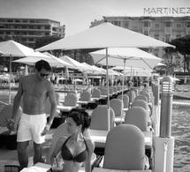 Cannes 2011 - Martinez avec un Z... comme Z Plage