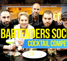 The Bartenders Society 2019 : les inscriptions sont ouvertes