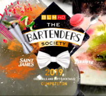 The Bartenders Society 2019 : le programme des masterclasses en France