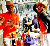 La tournée Spritz Time débarque en France