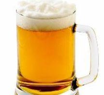 Une bière pour être bue dans l'espace