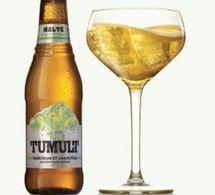 Tumult, la nouvelle boisson fruitée sans alcool