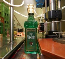 L'absinthe autorisée en France