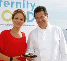Lancement international d'Eternity Food au Festival de Cannes 2011