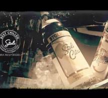 Cocktail Stoli Maestro (S. Calabrese) au Buddha bar (vidéo)
