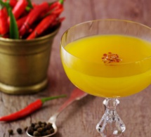 Saint Valentin 2019 : Cocktail Caraïbos Gold n Spicy