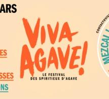 Viva Agave 2019 : retour du Festival des Spiritueux d'Agave à Paris