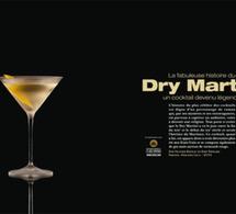 Cocktails Spirits sort sa revue de luxe