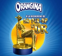 Orangina : A la recherche de la Pin-Up d'Or