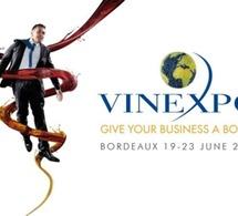 Suivez le salon 2011 de Vinexpo en ligne