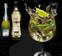 Cocktail Martini Royale Bianco ®