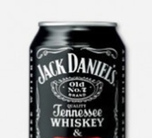 Jack Daniel's lance le whisky-coca en canettes