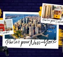 Partez à New York avec le Wild Caps Challenge by Desperados