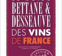 Le Guide Bettane & Desseauve dévoile ses grands gagnants