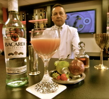 Bacardi Legacy Cocktail Competition 2012 : Recuerdo by Samuel Roustaing