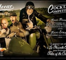 15 finalistes pour la Cocktail Competition Sidecar by Merlet