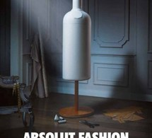 La Fashion Week selon Absolut