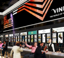 INFINITE BAR, concept inédit sur le salon Be Spirits by Vinexpo Paris 2020