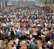 Nouveau record de fréquentation pour la Fête de la Bière 2011