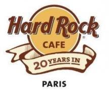 Déjà 20 ans pour le Hard Rock Café Paris