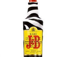 Coffret de Noël 2011 : J&B Crazy Bottle