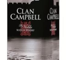 Coffret de Noël 2011 : édition limitée Clan Campbell