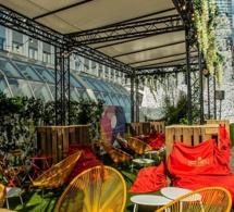 Le Jardin Défendu : nouveau lieu de vie éphémère à La Défense