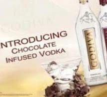 La vodka Godiva