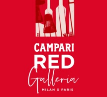 Campari Red Galleria de retour à Paris pour une édition 2019