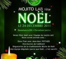 Un mois de décembre rempli de surprises au Mojito Lab