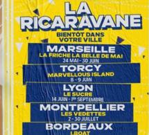La Ricaravane repart en tournée