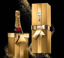 "Coffret de Noël 2011 : ""The Gift"" par Moët & Chandon"