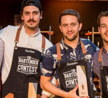 Bartender Contest Brown Forman 2019 : les résultats
