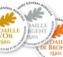 [ARCHIVE - février 2019] Concours Général Agricole 2019 : les résultats, catégorie rhum