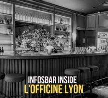 [ARCHIVE - avril 2019] Infosbar Inside : la visite en vidéo de L'Officine du Grand Réfectoire à Lyon
