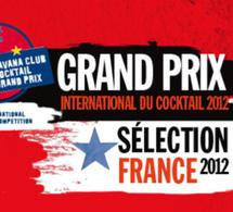 Grand Prix International du Cocktail HAVANA CLUB 2012