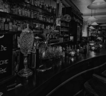 Treize bars à cocktails Français dans la suite du TOP 500 bars worldwide