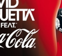 """Découvrez la Club Coke 2012 : """"David Guetta feat Coca-Cola"""""""