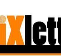 La Mixletter (infos musique) - Février 2012