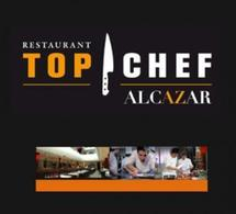 Top Chef aux cuisines de l'Alcazar