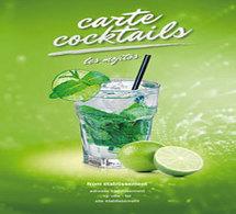 Le Comptoir des Cocktails ou comment réaliser sa carte cocktails en quelques clics