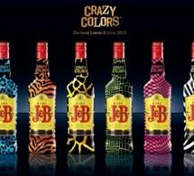 """Les """"Crazy Colors"""", les nouvelles éditions limitées signées J&B"""
