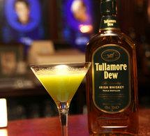 The Yeats, le cocktail lauréat de l'Irish True Cocktail Tullamore Dew 2012