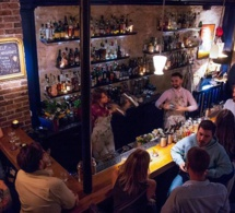 TOP 500 bars : le Little Red Door, bar le plus influent en France