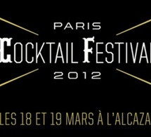 Paris Cocktail Festival à l'Alcazar