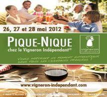 Pique Nique chez le Vigneron Indépendant, édition 2012
